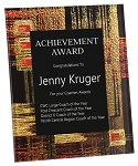 Acrylic Award Plaque  AAP2911 - 9