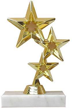 Triple Star Achievement Trophy