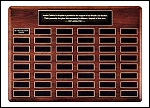 Perpetual Recognition Plaque 22