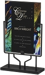 Acrylic Art Plaque  PLX802HC With Iron Stand - 15