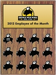 Custom Perpetual Recognition Plaque