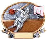Basketball Trophy 710 - 7