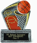 Basketball Trophy 707 - 5
