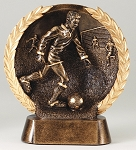 Resin Soccer Trophy 504 - 7