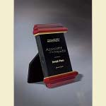 Heritage Black Marble Recognition Plaque 9