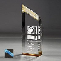 Spectrum Chisel Carved Acrylic Award - 6'