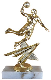 Basketball Trophy 714 - 7""