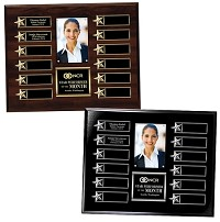 Star Boarder Perpetual Plaque with Photo 12x15