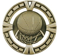 "2.5"" BG Basketball Medal"