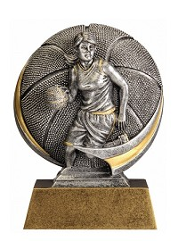 Basketball Trophy 706 - 5""