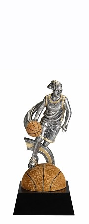 Basketball Trophy 703 - 7""