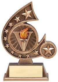 Resin Victory Trophy