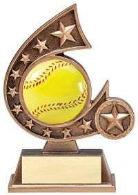 Softball Trophy 108 - 5.75""